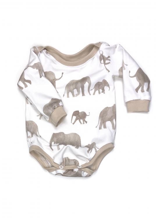 Baby Body Elefanten