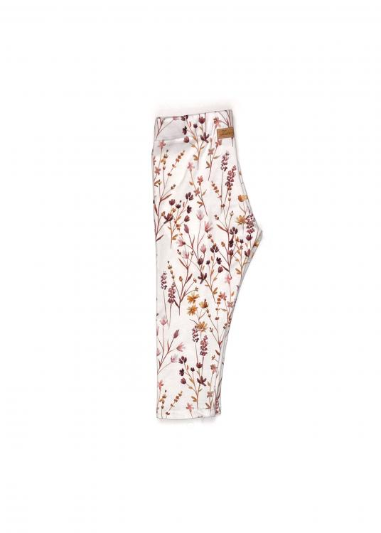 Leggings Flower beere