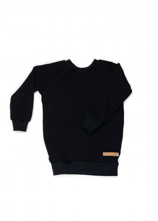 Shirt Basic Line Black  Jersey